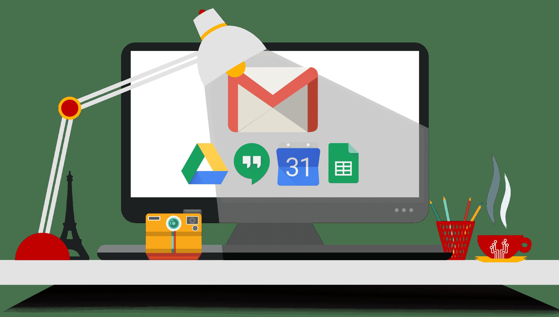GSuite, la suite bureautique dans le cloud par Google