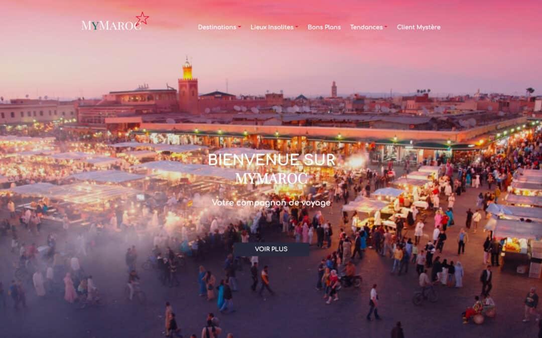 Découvrez MyMaroc, votre guide de voyage nouvelle génération