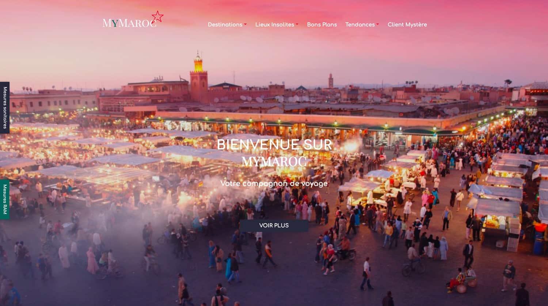 MyMaroc, la nouvelle plateforme de voyage