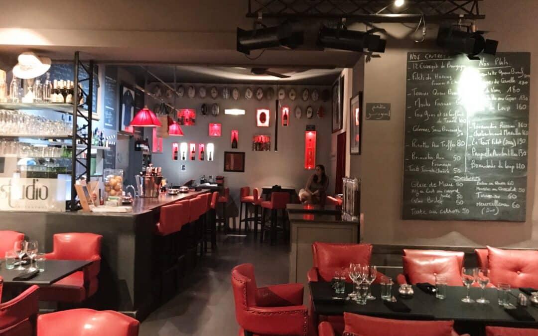 Restaurant Le Studio